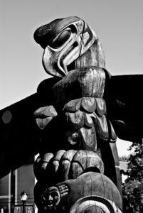 Matericlook: Totem1 by Francesco Perratone